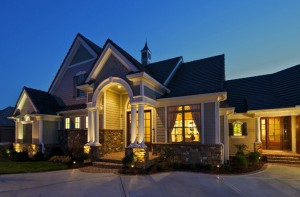 Photo of beautiful custom homes Kansas City