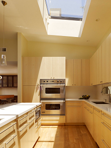 Remodel Home Building: Add Skylights to Your Living Room