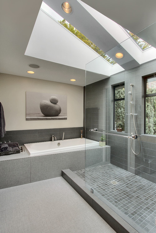Remodel Home Building: Add a Beautiful Bathroom Skylight