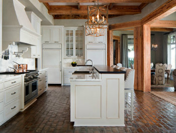 Custom Home Building: How to Choose the Perfect Flooring for Your Kitchen