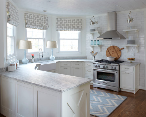 Embrace the Beauty of a White Kitchen